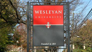 wesleyan+university